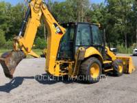 CATERPILLAR BACKHOE LOADERS 430FST equipment  photo 3