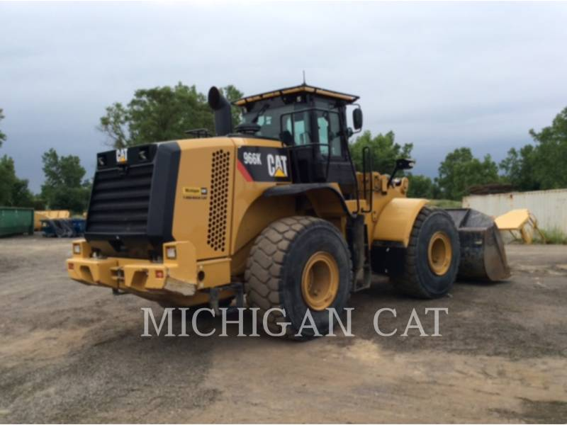 CATERPILLAR WHEEL LOADERS/INTEGRATED TOOLCARRIERS 966K Q equipment  photo 3
