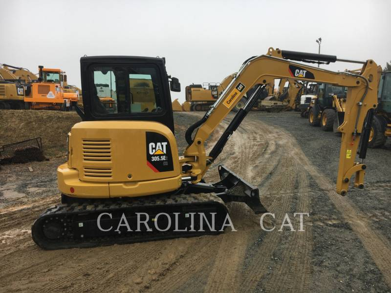 CATERPILLAR EXCAVADORAS DE CADENAS 305.5E2 CB equipment  photo 4