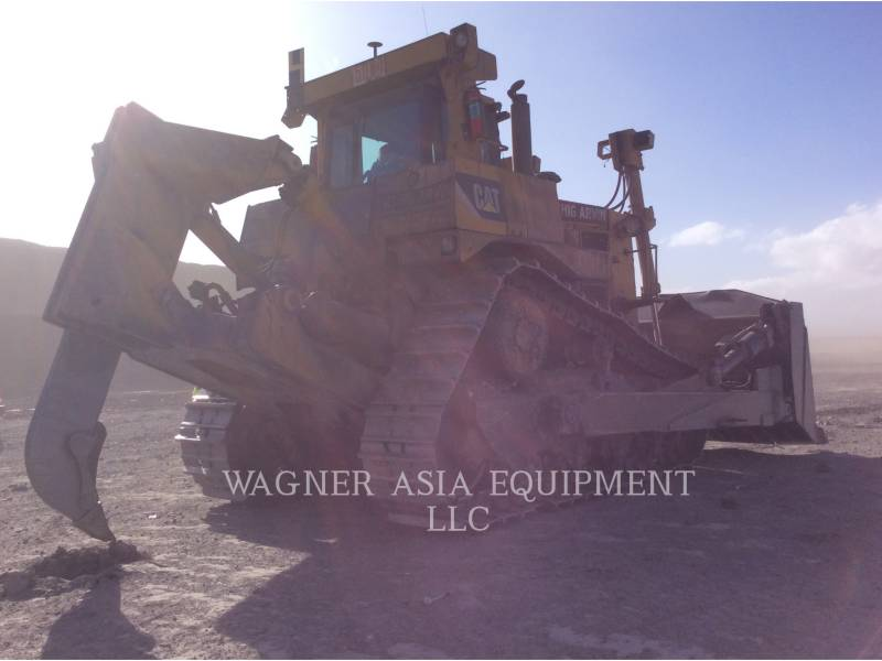 CATERPILLAR BERGBAU-KETTENDOZER D10 T equipment  photo 4