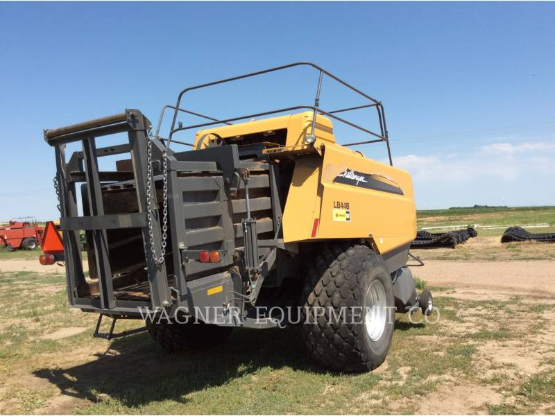 AGCO AG HAY EQUIPMENT LB44B/CHUT equipment  photo 4