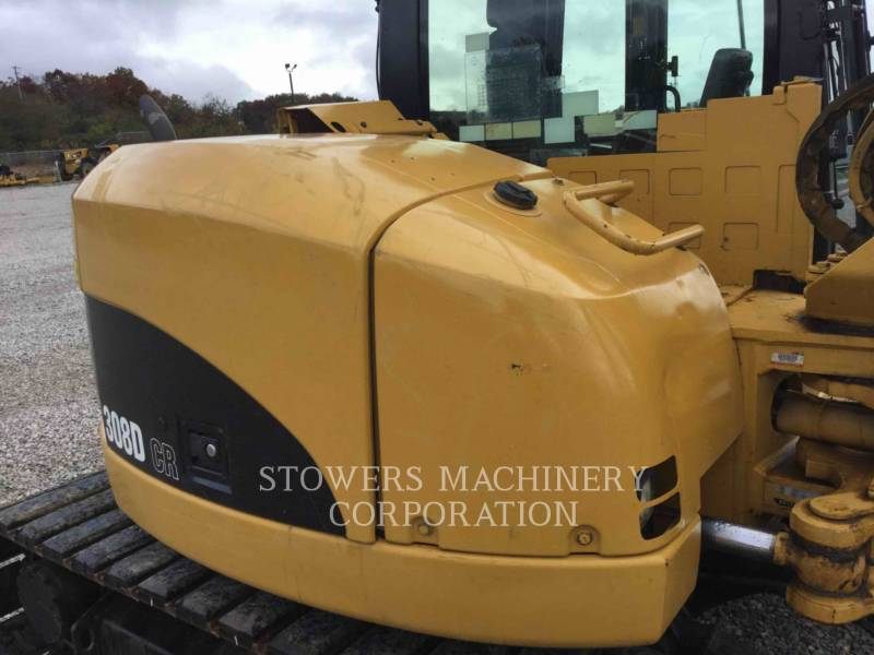 CATERPILLAR PELLES SUR CHAINES 308D equipment  photo 8