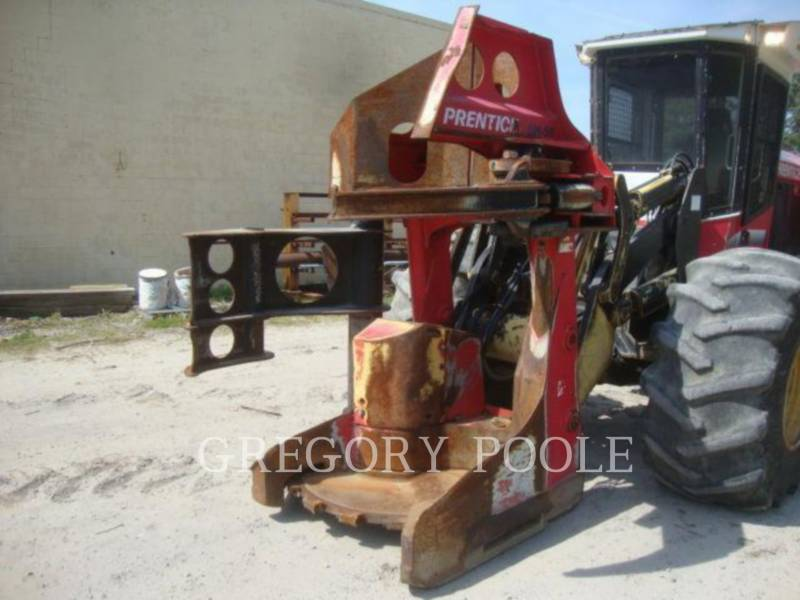 PRENTICE FORESTRY - FELLER BUNCHERS - WHEEL 2470 equipment  photo 14