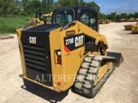 CATERPILLAR CARGADORES MULTITERRENO 279D equipment  photo 3