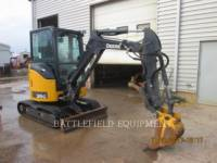 JOHN DEERE TRACK EXCAVATORS 26G equipment  photo 2