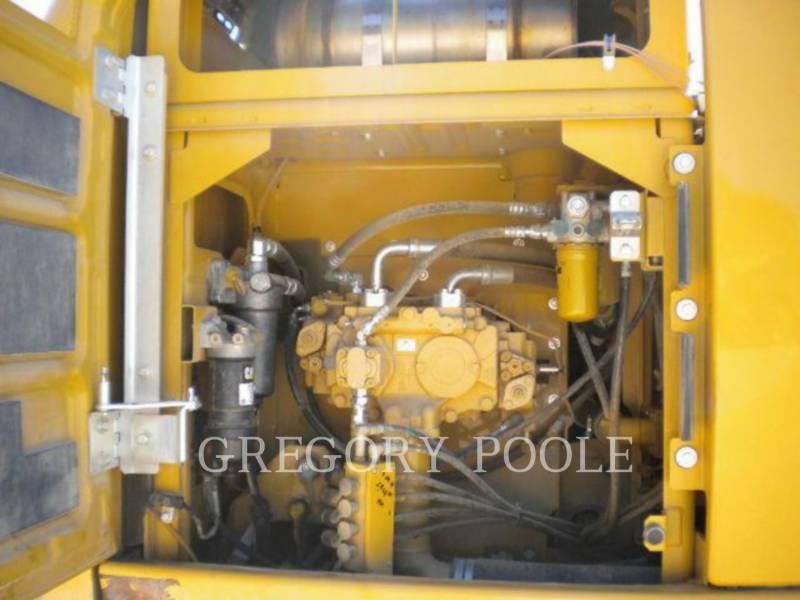 CATERPILLAR TRACK EXCAVATORS 320E/HYD equipment  photo 9
