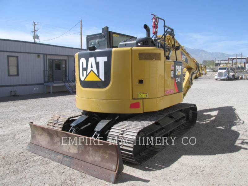 CATERPILLAR トラック油圧ショベル 314E LCR P equipment  photo 2