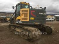 VOLVO CONSTRUCTION EQUIPMENT KETTEN-HYDRAULIKBAGGER ECR 235DL equipment  photo 4