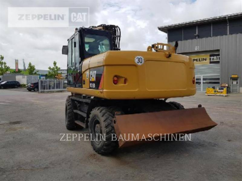 CATERPILLAR ESCAVATORI GOMMATI M315D equipment  photo 4