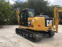 CATERPILLAR TRACK EXCAVATORS 313FL GC equipment  photo 3