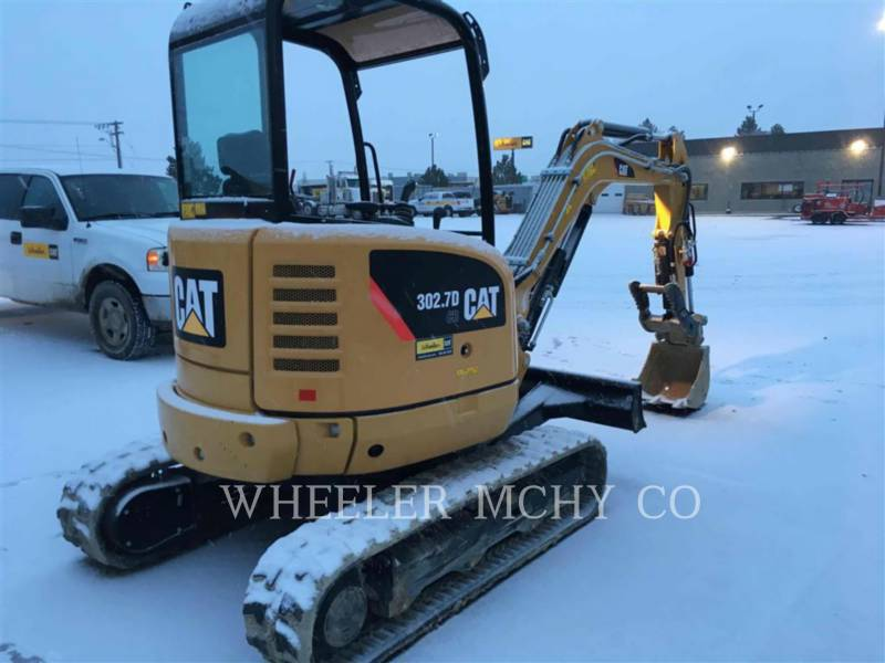 Caterpillar EXCAVATOARE PE ŞENILE 302.7D C1T equipment  photo 3