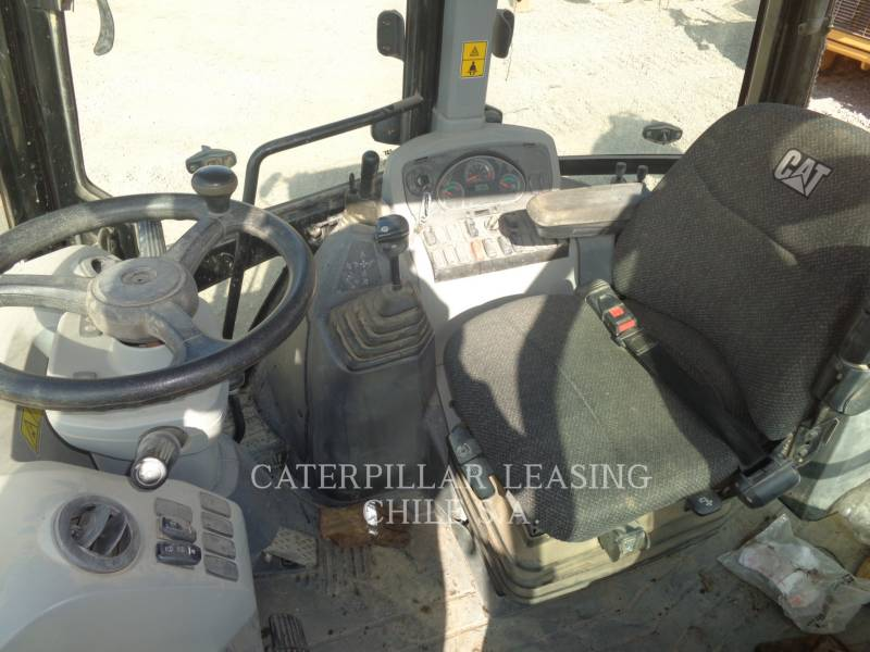 CATERPILLAR CHARGEUSES-PELLETEUSES 416 F 2 equipment  photo 7