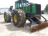 DEERE & CO. FORESTRY - SKIDDER 648H equipment  photo 2