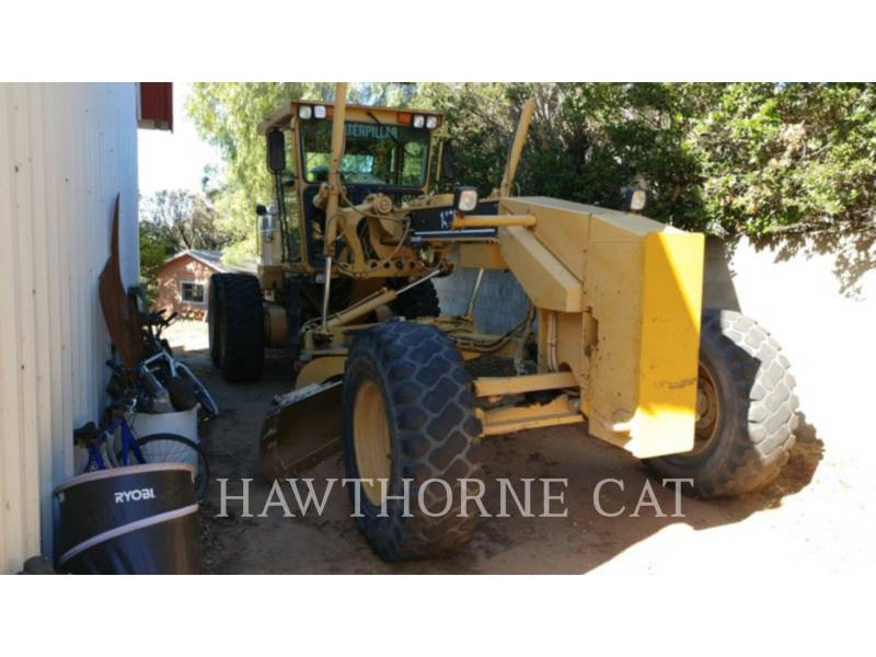 CATERPILLAR MOTORGRADERS 140HNA equipment  photo 5
