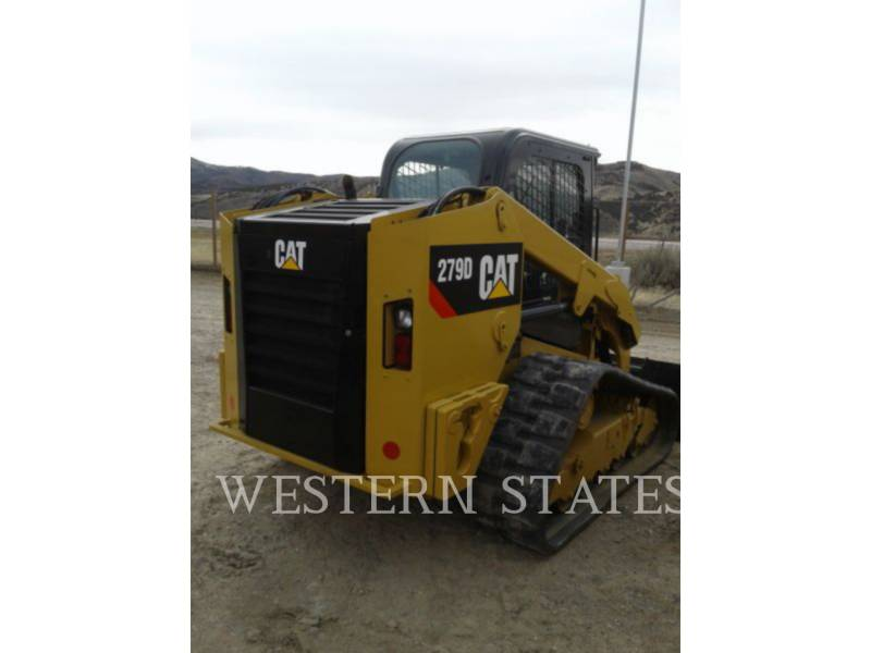 CATERPILLAR CHARGEURS TOUT TERRAIN 279 D equipment  photo 3