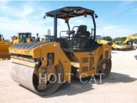 CATERPILLAR VIBRATORY DOUBLE DRUM ASPHALT CB54B equipment  photo 1
