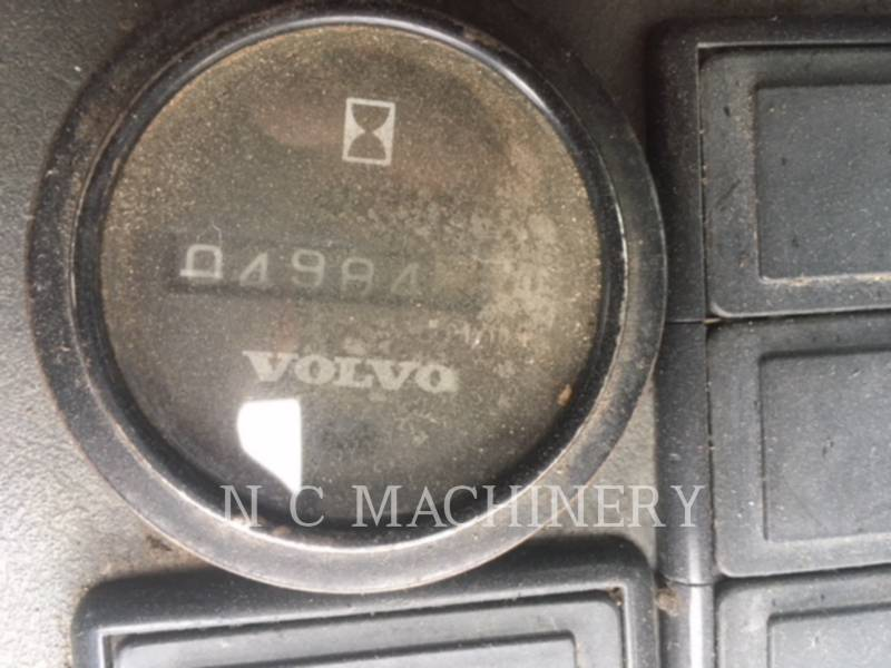 VOLVO CONSTRUCTION EQUIPMENT KETTEN-HYDRAULIKBAGGER EC140BLC equipment  photo 3