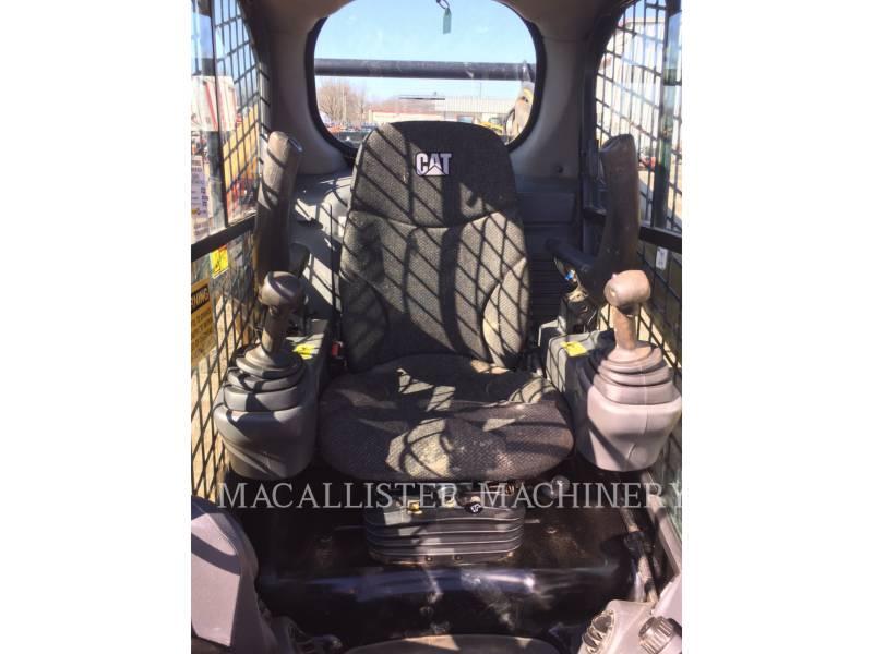 CATERPILLAR CARREGADEIRAS TODO TERRENO 299D equipment  photo 2