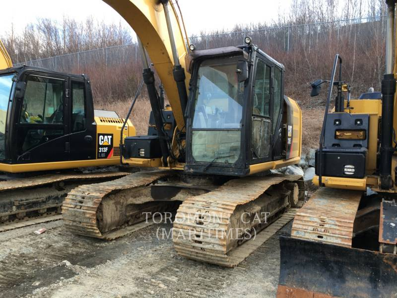 CATERPILLAR KETTEN-HYDRAULIKBAGGER 318 E L equipment  photo 7