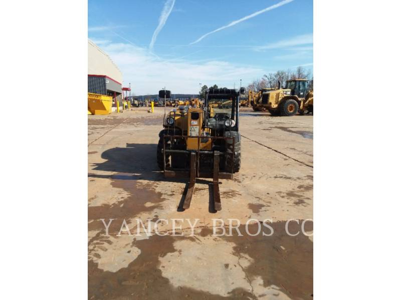 CATERPILLAR TELEHANDLER TH255 equipment  photo 3