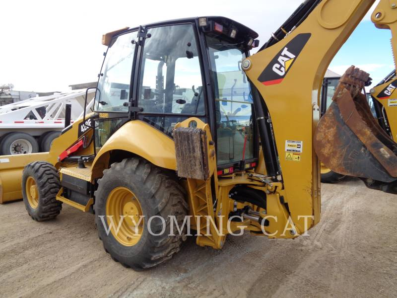 cat 420f backhoe operator manual