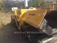 Equipment photo BLAW KNOX / INGERSOLL-RAND PF5510 ASPHALT PAVERS 1
