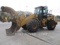 CATERPILLAR WHEEL LOADERS/INTEGRATED TOOLCARRIERS 950MGRAPPL equipment  photo 1
