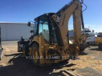 Equipment photo Caterpillar 428E BULDOEXCAVATOARE 1