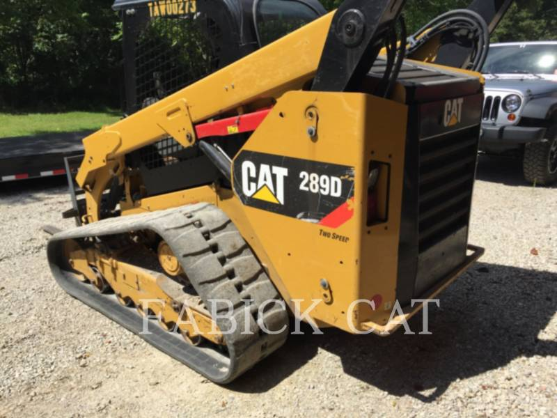 CATERPILLAR MULTI TERRAIN LOADERS 289D C1H2 equipment  photo 2