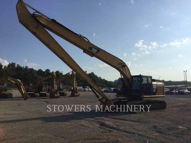 CATERPILLAR ESCAVADEIRAS 324EL LR equipment  photo 2