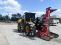 Equipment photo CATERPILLAR 563C SILVICULTURA - COLHEDORA-EMPILHADEIRA DE ÁRVORES - RODAS 1