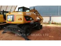 Equipment photo CATERPILLAR M317D2 ESCAVATORI GOMMATI 1