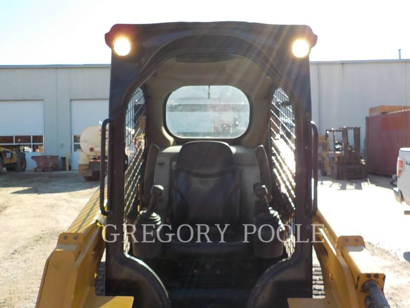 CATERPILLAR MULTITERREINLADERS 257D equipment  photo 6