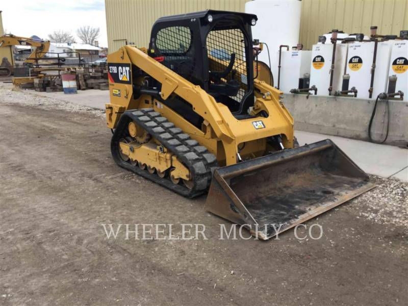 CATERPILLAR DELTALADER 279D C1-H2 equipment  photo 1