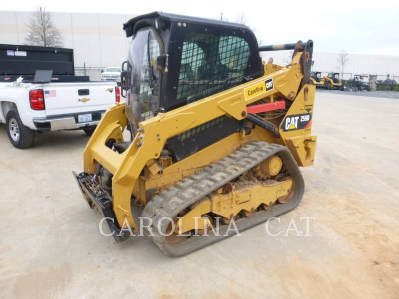 CATERPILLAR CHARGEURS SUR CHAINES 259D CB equipment  photo 6