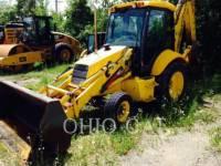 Equipment photo NEW HOLLAND LTD. LB110 BACKHOE LOADERS 1