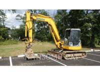 Equipment photo KOMATSU PC78MR-6 PELLES SUR CHAINES 1