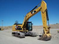 CATERPILLAR KETTEN-HYDRAULIKBAGGER 329EL equipment  photo 1
