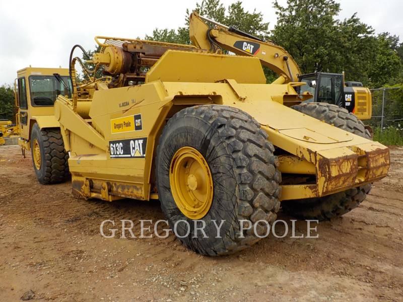 CATERPILLAR WHEEL TRACTOR SCRAPERS 613C II equipment  photo 7