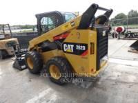 CATERPILLAR SKID STEER LOADERS 262DSTD2CA equipment  photo 3