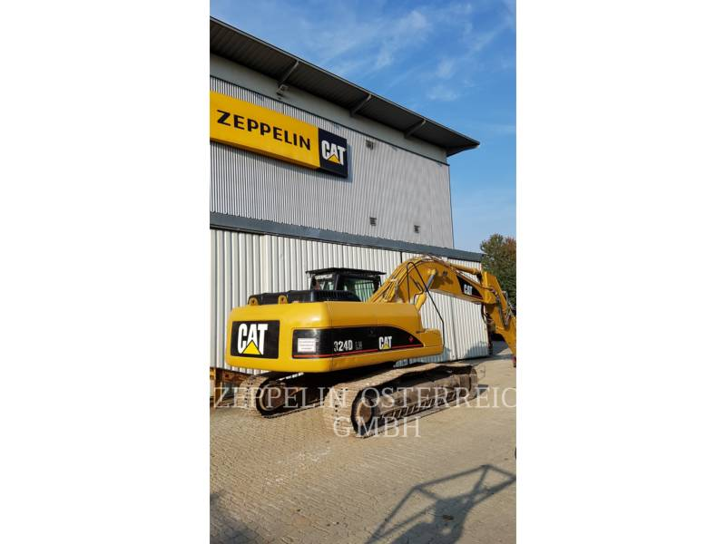 CATERPILLAR PELLE MINIERE EN BUTTE 324 D LN equipment  photo 9