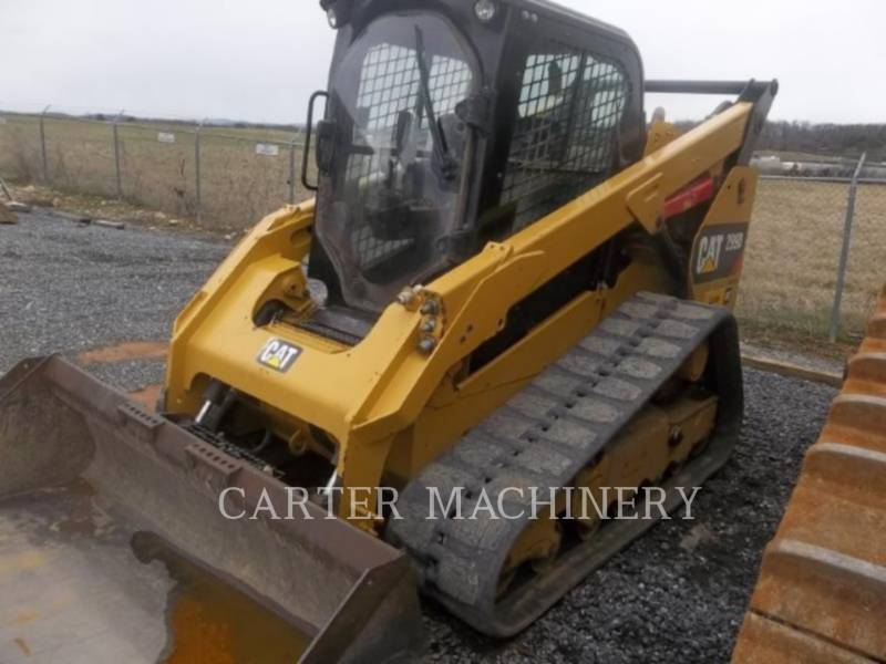 CATERPILLAR CHARGEURS COMPACTS RIGIDES 299D AC equipment  photo 2