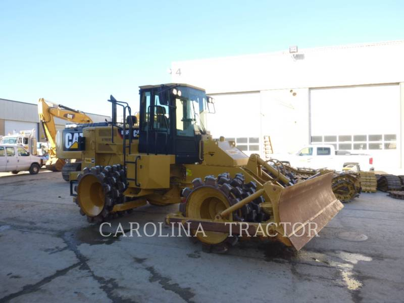 CATERPILLAR TRATORES DE RODAS 815F2 equipment  photo 2