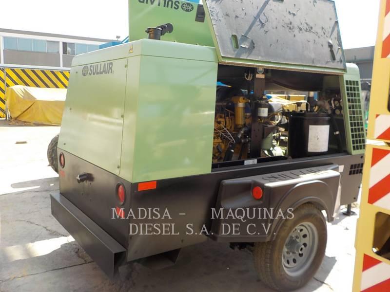 SULLAIR AIR COMPRESSOR (OBS) 375HDPQ-CA equipment  photo 5