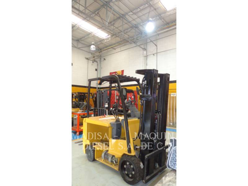 CATERPILLAR LIFT TRUCKS GABELSTAPLER EC30N equipment  photo 5
