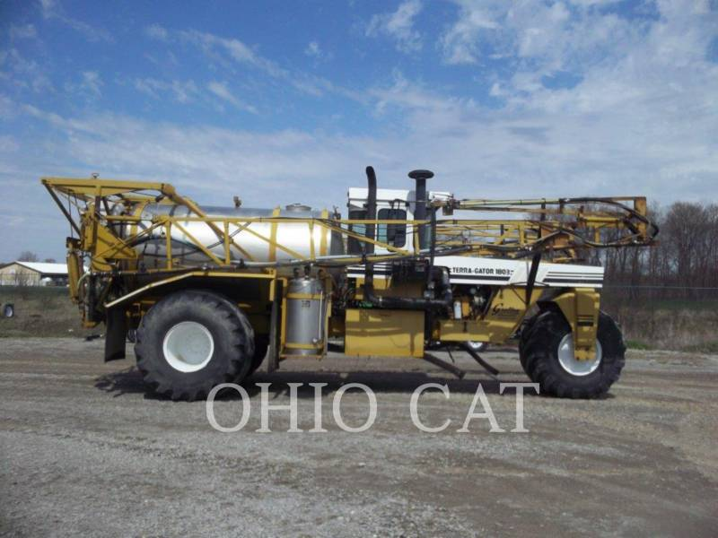 AG-CHEM SPRAYER 1803 equipment  photo 5