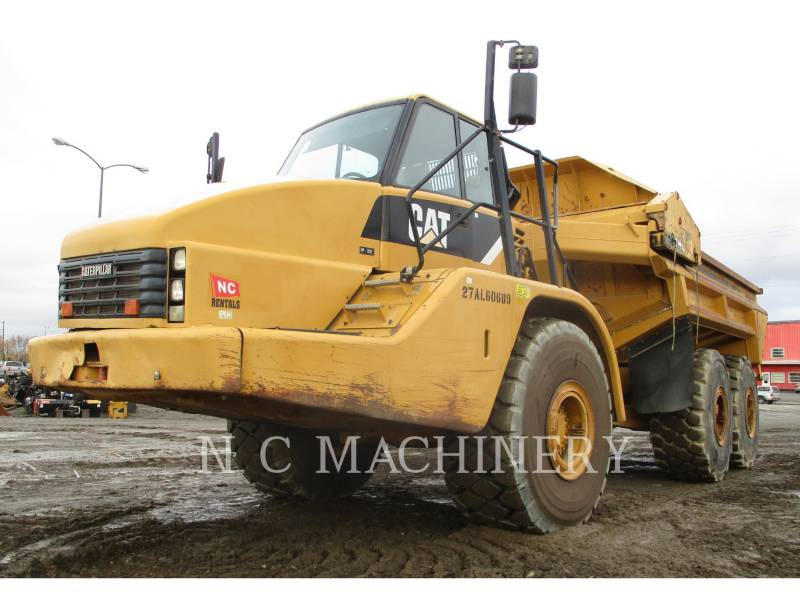 CATERPILLAR TOMBEREAUX ARTICULÉS 740 EJECT equipment  photo 1