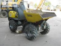 Equipment photo WACKER CORPORATION 1501 STARRE DUMPTRUCKS 1