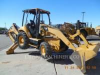 CATERPILLAR バックホーローダ 420F 4EO equipment  photo 1