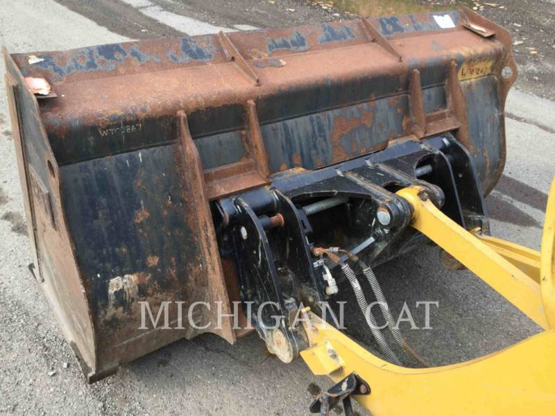 CATERPILLAR WHEEL LOADERS/INTEGRATED TOOLCARRIERS 908H2 C equipment  photo 19